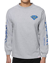 Diamond Supply Co Low Life Long Sleeve T-Shirt