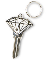 Diamond Supply Co Metal Brilliant Key