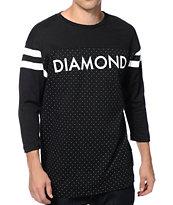 Diamond Supply Co Micro Diamond Football T-Shirt