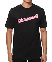 Diamond Supply Co Neon Script T-Shirt