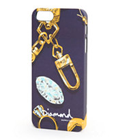 Diamond Supply Co OG Script Print iPhone Case