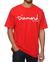 Diamond Supply Co OG Script T-Shirt
