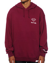 Diamond Supply Co OG Sign Logo Hoodie