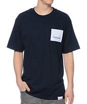 Diamond Supply Co OG Sign Navy T-Shirt