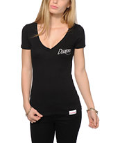 Diamond Supply Co Old Script V-Neck T-Shirt