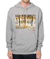 Diamond Supply Co Pier Girl Hoodie