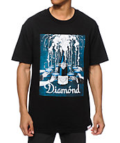 Diamond Supply Co Poppin Bottles T-Shirt
