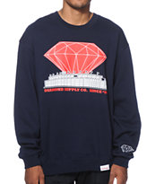 Diamond Supply Co Pre-Game Crew Neck Sweatshirt