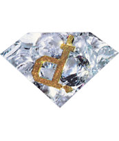Diamond Supply Co Shining BB Un-Polo Sticker