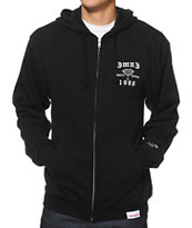 Diamond Supply Co Skate Life Zip Up Hoodie