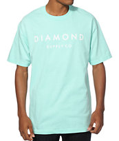 Diamond Supply Co Stone Cut T-Shirt