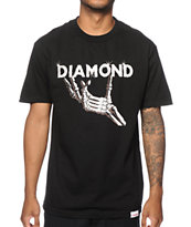 Diamond Supply Co Styx & Stones T-Shirt