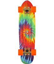 "Diamond Supply Co Tie Dye  24"" Cruiser Complete Skateboard"