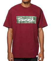 Diamond Supply Co Tonal Box Logo T-Shirt