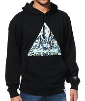 Diamond Supply Co Trillian Black Pullover Hoodie