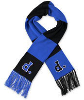 Diamond Supply Co Unpolo Blue & Black Scarf