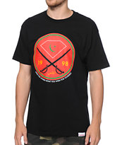 Diamond Supply Co Victory Swords Black Tee Shirt