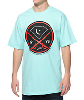 Diamond Supply Co Victory Swords Mint Tee Shirt
