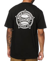 Diamond Supply Co World Champs T-Shirt