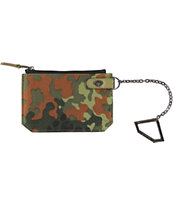 Diamond Supply Co XL Camo Change Pouch