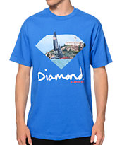 Diamond Supply Co YCSF Tee Shirt