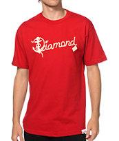 Diamond Supply Co Yacht Script T-Shirt