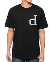 Diamond Supply Co x Ben Baller Unpolo Black Tee Shirt