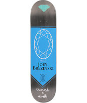"Diamond Supply Co x Cliche Brezinski 7.75"" Skateboard Deck"