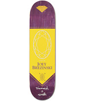 Diamond Supply Co x Cliche Brezinski 8.1 Skateboard Deck