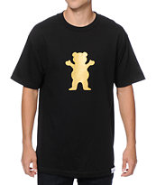 Diamond Supply Co x Grizzly Bear Logo T-Shirt