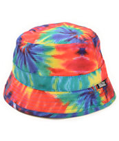 Diamond Supply Co x Grizzly Digi Tie Dye Bucket Hat