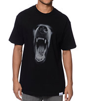 Diamond Supply Co x Grizzly Grip Species Black Tee Shirt