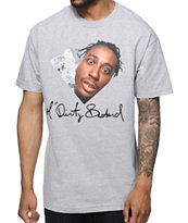 Diamond Supply Co x ODB Dirty T-Shirt