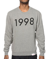 Diamond Supply Co. 1998 Crew Neck Sweatshirt