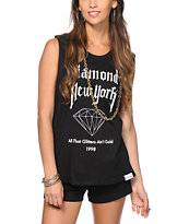 Diamond Supply Co. All That NY Muscle Tee