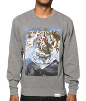 Diamond Supply Co. Ascent Crew Neck Sweatshirt