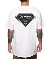 Diamond Supply Co. Certified Lifer Tee Shirt