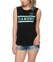 Diamond Supply Co. Collegiate Muscle Tee
