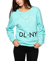 Diamond Supply Co. DL-NY Crew Neck Sweatshirt