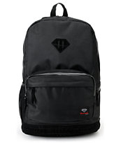 Diamond Supply Co. Diamond Black Croc School Life Backpack