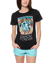 Diamond Supply Co. Diamond Forever Black Tee Shirt