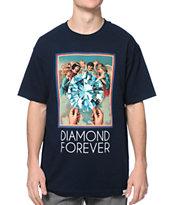 Diamond Supply Co. Diamond Forever Navy T-Shirt