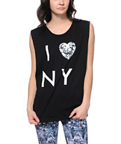 Diamond Supply Co. Diamond Loves NY Muscle Tee