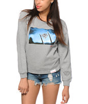 Diamond Supply Co. Diamond Sky Crew Neck Sweatshirt