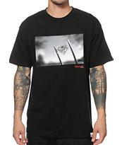 Diamond Supply Co. Diamond Sky Grayscale T-Shirt