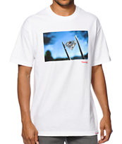 Diamond Supply Co. Diamond Sky White Tee Shirt