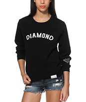 Diamond Supply Co. Dug Out Crew Neck Sweatshirt