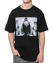 Diamond Supply Co. Eternal Black Tee Shirt