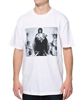 Diamond Supply Co. Eternal White Tee Shirt