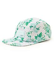 Diamond Supply Co. Floral Dot 5 Panel Hat